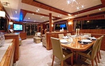 ANNABEL II 3 ANNABEL II 2009 HORIZON Horizon Elegance 97 Motor Yacht Yacht MLS #227430 3