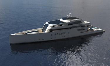ACURY MYE 75 3 ACURY Mega Yacht Explorer Project 75m