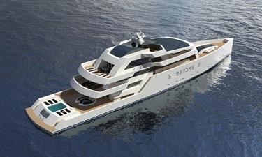 ACURY MYE 75 5 ACURY Mega Yacht Explorer Project 75m