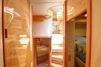 Guest Cabin Hallway