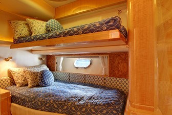 Twin Cabin with Pullman