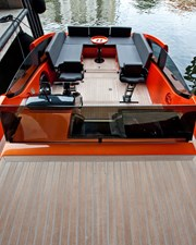Looking Aft