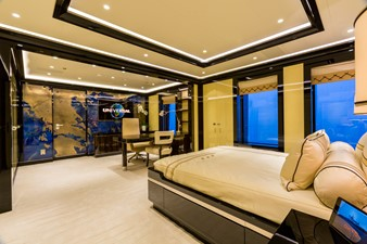 OKTO 10 VIP Stateroom