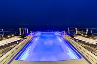 OKTO 39 Pool At Night