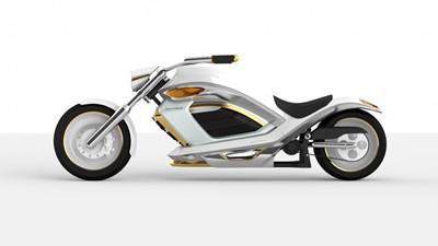 ACURY MYT 12 Hybrid and Electric 12 ACURY MYT Toy Electric Super Bike (based on SORA)
