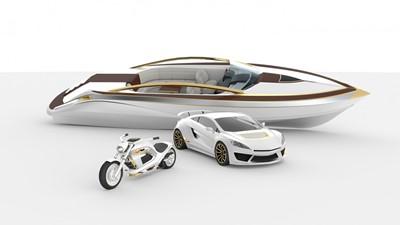 ACURY MYT 12 Hybrid and Electric 0 ACURY MYT 12m Hybrid Tender, Electric Super Car and Electric Super Bike
