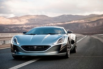ACURY MYT 12 Hybrid and Electric 14 RIMAC Electric Super Car exterior Power output: 1088 hp
