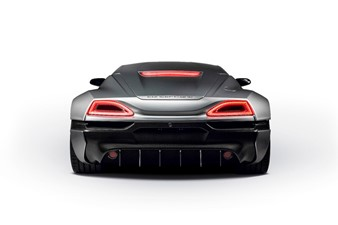 ACURY MYT 12 Hybrid and Electric 16 RIMAC Electric Super Car exterior Power output: 1088 hp