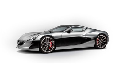 ACURY MYT 12 Hybrid and Electric 17 RIMAC Electric Super Car exterior Power output: 1088 hp