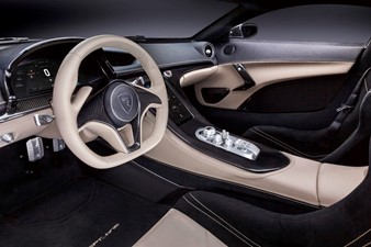 ACURY MYT 12 Hybrid and Electric 19 RIMAC Electric Super Car interior