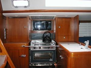 Vixen 5 Vixen 2004 NAUTOR'S SWAN  Cruising Sailboat Yacht MLS #229448 5
