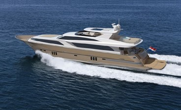 112ft Van der Valk Raised Pilothouse 35M Motoryacht 230956