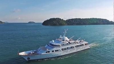 LANGKAWI LADY 0 At Sea