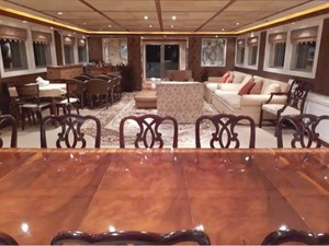 Lounge looking aft