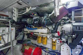 Axios 50 Engine Room