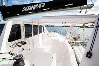 38ft 2019 Seawind 1160 Lite 5 Manufacturer Provided Image: Seawind 1160 Lite Helm