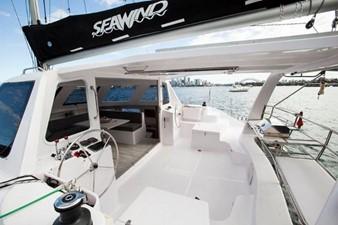 38ft 2019 Seawind 1160 Lite 6 Manufacturer Provided Image: Seawind 1160 Lite Cockpit