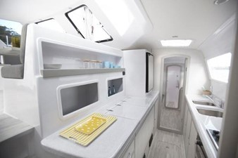 Manufacturer Provided Image: Seawind 1160 Lite Galley