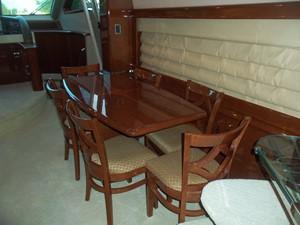 ARTEMIS 7 Starboard Side Dining