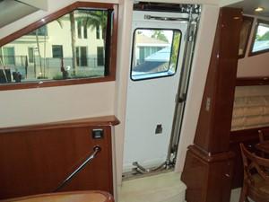 Starboard Side Entry Door