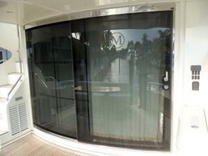 Curved Entry Door