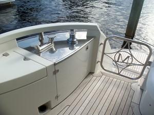 Port & Starboard Warping Windlass