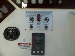 Backup Engine Controls & Thrusters