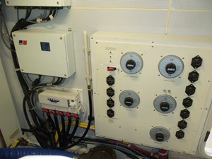 ARTEMIS 88 Starboard Panel