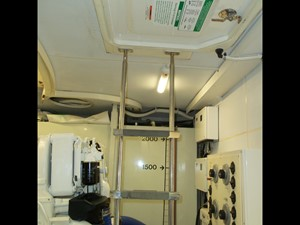 Emergency Engine Room Access