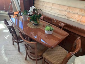Starboard Side Dining