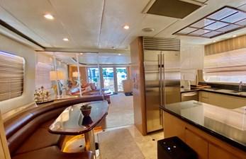 SEAQUEST 1 SEAQUEST 1996 HATTERAS Convertible SF w/ Skylounge Sport Fisherman Yacht MLS #232819 1