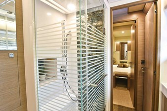 NEW STOCk PC52-521 8 GUEST SHOWER