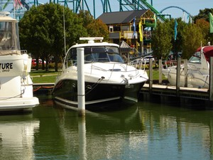 KNOT BAD 1 KNOT BAD 2008 SEA RAY 38 Sundancer Cruising Yacht Yacht MLS #233395 1