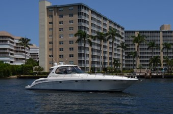 Quick Decision 1 Quick Decision 2004 SEA RAY 550 Sundancer Cruising Yacht Yacht MLS #233399 1
