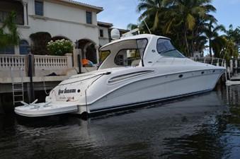 Quick Decision 4 Quick Decision 2004 SEA RAY 550 Sundancer Cruising Yacht Yacht MLS #233399 4