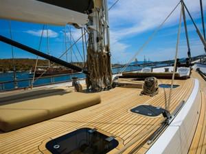 ZANZIBA 5 ZANZIBA 2015 CUSTOM BUILT 2015 Motorsailor Yacht MLS #233416 5