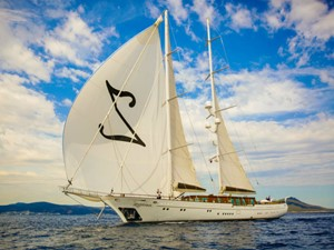 ZANZIBA 1 ZANZIBA 2015 CUSTOM BUILT 2015 Motorsailor Yacht MLS #233416 1