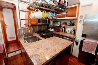 ODYSSEUS 4 ODYSSEUS 1987 CIM SHIPYARD Maxi 88 Sloop Yacht MLS #233617 4