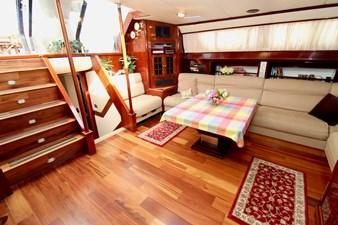 ODYSSEUS 2 ODYSSEUS 1987 CIM SHIPYARD Maxi 88 Sloop Yacht MLS #233617 2