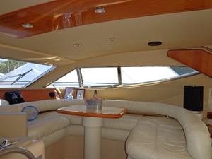FERRETTI 620 5 FERRETTI 620 2003 FERRETTI YACHTS  Motor Yacht Yacht MLS #233945 5