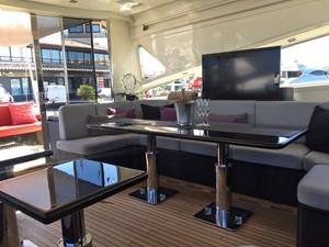 MYSVEN 6 MYSVEN 2007 CANTIERE NAVALE ARNO Leopard 27 Open Motor Yacht Yacht MLS #233950 6