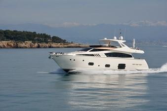 COLUMBUS A 0 COLUMBUS A 2013 FERRETTI YACHTS 800 Motor Yacht Yacht MLS #234101 0