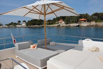 COLUMBUS A 2 COLUMBUS A 2013 FERRETTI YACHTS 800 Motor Yacht Yacht MLS #234101 2