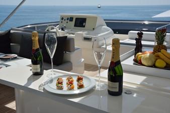 COLUMBUS A 5 COLUMBUS A 2013 FERRETTI YACHTS 800 Motor Yacht Yacht MLS #234101 5