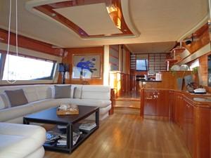 FERRETTI 760 1 FERRETTI 760 2002 FERRETTI YACHTS  Motor Yacht Yacht MLS #234378 1