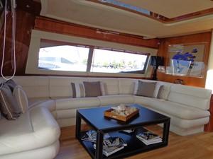 FERRETTI 760 2 FERRETTI 760 2002 FERRETTI YACHTS  Motor Yacht Yacht MLS #234378 2