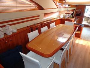 FERRETTI 760 5 FERRETTI 760 2002 FERRETTI YACHTS  Motor Yacht Yacht MLS #234378 5