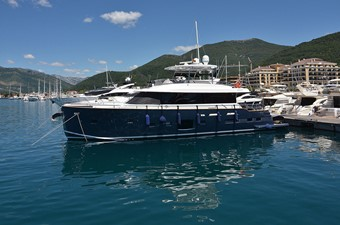 CADET 0 CADET 2015 AZIMUT YACHTS Magellano 76 Motor Yacht Yacht MLS #234418 0