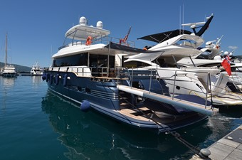 CADET 1 CADET 2015 AZIMUT YACHTS Magellano 76 Motor Yacht Yacht MLS #234418 1