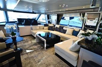 CADET 5 CADET 2015 AZIMUT YACHTS Magellano 76 Motor Yacht Yacht MLS #234418 5